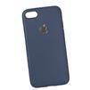 Чехол-накладка для Apple iPhone 7 (Liberti Project 0L-00029827) (синий) - Чехол для телефонаЧехлы для мобильных телефонов<br>Защитит смартфон от грязи, пыли, брызг и других внешних воздействий.<br>