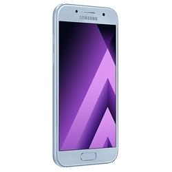 Samsung Galaxy A3 (2017) SM-A320F (голубой) :::