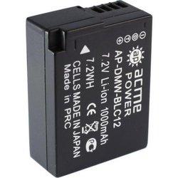 Аккумулятор для Panasonic DMC-FZ1000 (AcmePower AP-BLC12)