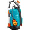 Gardena 4000/2 Classic - Насос бытовойВодяные насосы<br>Gardena 4000/2 Classic - садовый насос бочечный, погружной, для дождевой воды, 500Вт, 4000л/час.<br>
