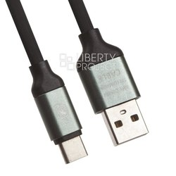 Кабель USB - USB Type-C (Liberti Project 0L-00030534) (черный)