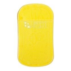Противоскользящий коврик 8.5х15 см (0L-00030756) (желтый)
