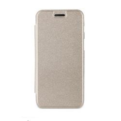 Чехол-книжка для Samsung Galaxy A3 2017 (Muvit Bling Folio Case MLFLC0014) (золотистый)