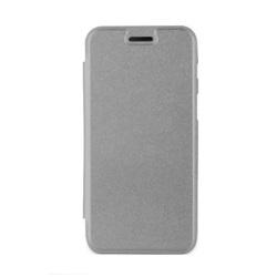 Чехол-книжка для Samsung Galaxy A7 2017 (Muvit Bling Folio Case MLFLC0017) (металлик)