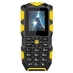 VERTEX K203 (черно-желтый)