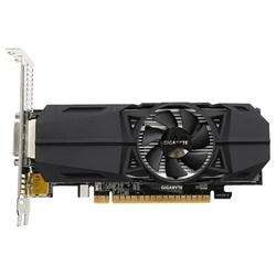 GIGABYTE GeForce GTX 1050 1392Mhz PCI-E 3.0 2048Mb 7008Mhz 128 bit DVI 2xHDMI HDCP OC Low Profile RTL