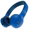JBL E45BT (синий) - НаушникиНаушники<br>Bluetooth-наушники с микрофоном, накладные, 32 Ом, разъем mini jack 3.5 mm, время работы 16 ч.<br>