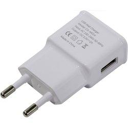 Сетевое зарядное устройство VCOM CA-M014 (белый)
