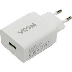 Сетевое зарядное устройство VCOM CA-M042 (белый)