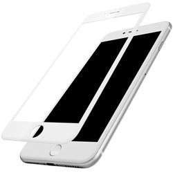 Защитное стекло для Apple iPhone 7 (Baesue PET Soft 3D SGAPIPH7-PE02) (белый)