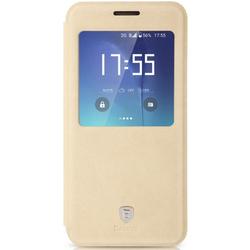 Чехол-книжка для Samsung Galaxy S7 (Baseus Terse Leather Case LTSAS7-SM11) (хаки)
