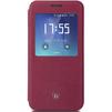 Чехол-книжка для Samsung Galaxy S7 Edge (Baseus Terse Leather Case LTSAS7EDGE-SM09) (бордово-красный) - Чехол для телефонаЧехлы для мобильных телефонов<br>Чехол плотно облегает корпус и гарантирует надежную защиту телефона от царапин, потертостей и других внешний воздействий.<br>