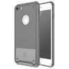 Чехол-накладка для Apple iPhone 7 (Baseus Shield Case ARAPIPH7-TS0G) (серый) - Чехол для телефонаЧехлы для мобильных телефонов<br>Чехол плотно облегает корпус и гарантирует надежную защиту телефона от царапин, потертостей и других внешний воздействий.<br>