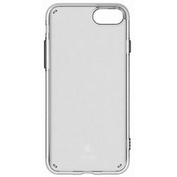 Чехол-накладка для Apple iPhone 7 (Baseus Simple Series Case With-Pluggy ARAPIPH7-A02) (прозрачный)