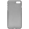 Чехол-накладка для Apple iPhone 7 (Baseus Slim Case WIAPIPH7-CT01) (прозрачный, черный) - Чехол для телефонаЧехлы для мобильных телефонов<br>Чехол плотно облегает корпус и гарантирует надежную защиту телефона от царапин, потертостей и других внешний воздействий.<br>