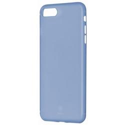 Чехол-накладка для Apple iPhone 7 (Baseus Slim Case WIAPIPH7-CT03) (прозрачный, синий)