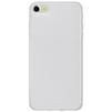 Чехол-накладка для Apple iPhone 7 (Baseus Slim Case WIAPIPH7-CT02) (прозрачный, белый) - Чехол для телефонаЧехлы для мобильных телефонов<br>Чехол плотно облегает корпус и гарантирует надежную защиту телефона от царапин, потертостей и других внешний воздействий.<br>