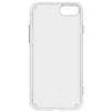 Чехол-накладка для Apple iPhone 7 Plus (Baseus Simple Series Case Anti-Scratch ARAPIPH7P-C02) (прозрачный) - Чехол для телефонаЧехлы для мобильных телефонов<br>Чехол плотно облегает корпус и гарантирует надежную защиту телефона от царапин, потертостей и других внешний воздействий.<br>