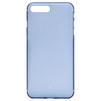 Чехол-накладка для Apple iPhone 7 Plus (Baseus Slim Case WIAPIPH7P-CT03) (прозрачный, синий) - Чехол для телефонаЧехлы для мобильных телефонов<br>Чехол плотно облегает корпус и гарантирует надежную защиту телефона от царапин, потертостей и других внешний воздействий.<br>
