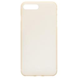 Чехол-накладка для Apple iPhone 7 Plus (Baseus Slim Case WIAPIPH7P-CT0V) (прозрачный, золотистый)