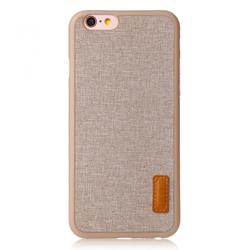 Чехол-накладка для Apple iPhone 7 Plus (Baseus Grain Case WIAPIPH7P-BW11) (хаки)