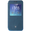 Чехол-книжка для Samsung Galaxy S7 Edge (Baseus Terse Leather Case LTSAS7EDGE-SM15) (сапфир) - Чехол для телефонаЧехлы для мобильных телефонов<br>Чехол плотно облегает корпус и гарантирует надежную защиту телефона от царапин, потертостей и других внешний воздействий.<br>