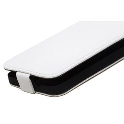 Чехол-флип для Lenovo A6000, A6010, K3 (iBox Business YT000006997) (белый)