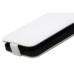 Чехол-флип для ZTE Grand S2 (iBox Business YT000006989) (белый)