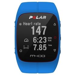 Polar M400 (HR) (синий)