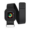 Чехол для Apple Watch 42мм Twelve South Action Sleeve Armband (12-1702) (черный) - Чехол для умных часовЧехлы для умных часов<br>Cпортивный чехол на руку для Apple Watch 42мм, материал - нейлон, размер - S.<br>