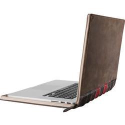 """Чехол-книжка для MacBook 12"""" (Twelve South BookBook 12-1507) (коричневый)"""