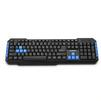 Oxion Silenz OKB009BK (черный) - Мыши и КлавиатурыМыши и Клавиатуры<br>Oxion Silenz OKB009BK - проводная клавиатура для компьютера, 104+10 клавиш, мультимедийная, бесшумная, длина кабеля 1.5м.<br>