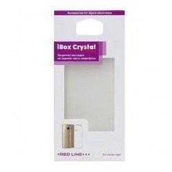 Силиконовый чехол-накладка для DEXP Ixion ES260 (iBox Crystal YT000009850) (прозрачный)