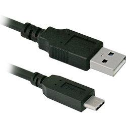 Кабель USB - USB-C (Defender USB09-03) (черный)
