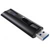 SanDisk Extreme PRO USB 3.1 128GB (SDCZ880-128G-G46) (черный) - USB Flash driveUSB Flash drive<br>Флэш-накопитель 128 Гб, интерфейс USB 3.1, выдвижной разъем, скорость чтения/записи: 420/380 Мб/с, работа с данными: защита паролем, материал корпуса: металл.<br>