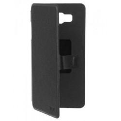 Чехол-книжка для Samsung Galaxy J1 mini J105 (TFN FC-05-006PUBK1) (черный)