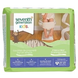 Seventh Generation Seventh Generation Free & Clear Training Pants (до 15 кг) 25 шт.