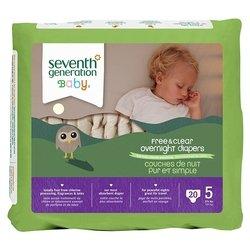 Seventh Generation Seventh Generation трусики ночные Free & Clear 5 (12+ кг) 20 шт.