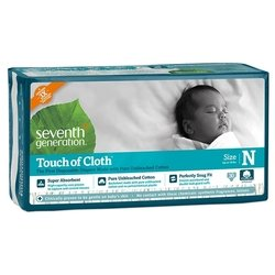 Seventh Generation Seventh Generation Touch of Cloth N (до 4,5 кг) 30 шт.