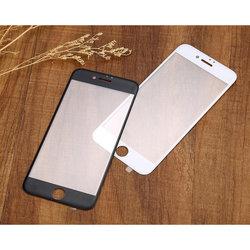 Защитное стекло для Apple iPhone 6, 6S (3D Fiber 3937) (белый)