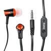 Dialog ES-30 (черный, красный) - НаушникиНаушники<br>Dialog ES-30 - наушники с микрофоном, вставные (затычки), стерео, 10мм, 20-20000 Гц, mini jack 3.5 mm, длина кабеля 1.2 м. Многофункциональная кнопка управления, совмещенная с блоком микрофона.<br>