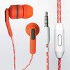 Dialog ES-F15 (красный) - НаушникиНаушники<br>Dialog ES-F15 - наушники с микрофоном, вставные (затычки), стерео, 9мм, 20-20000 Гц, mini jack 3.5 mm, длина кабеля 1.2 м. Многофункциональная кнопка управления, совмещенная с блоком микрофона.<br>
