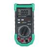 Мультиметр цифровой MASTECH MS8269 - Вспомогательное оборудованиеВспомогательное оборудование<br>4-ёх разрядный дисплей, ручной выбор предела измерений, тестирование диодов, прозвонка целостности цепи.<br>