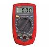 Мультиметр цифровой UNI-T UT33D - Вспомогательное оборудованиеВспомогательное оборудование<br>Выбор пределов измерений - ручной, диапазоны измерения постоянного напряжения - 500, диапазоны измерения переменного напряжения - 500, диапазоны измерения постоянного тока - 10.<br>