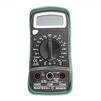 Мультиметр цифровой MASTECH MAS838 - Вспомогательное оборудованиеВспомогательное оборудование<br>Количество разрядов индикатора 3 1/2, измерение постоянного напряжения, измерение переменного напряжения.<br>