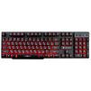 Dialog Gan-Kata KGK-15U (черный) - Мыши и КлавиатурыМыши и Клавиатуры<br>Dialog Gan-Kata KGK-15U - мультимедийная проводная клавиатура, игровая, USB, подсветка, 104 клавиши, длина кабеля 1.5м.<br>