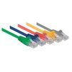 Патч-корд UTP кат. 5e, 0.3м (Exegate EX258664RUS) (желтый) - КабельСетевые аксессуары<br>Патч-корд UTP (неэкранированный), категория 5е, 4 пары, материал проводника: CCA, тип разъема: RJ45 8P8C, длина 0.3 м.<br>