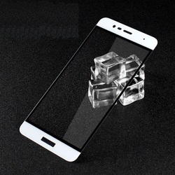 Защитное стекло для Asus Zenfon 3 ZE520KL (Silk Screen 2,5D 3966) (белый)