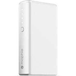 mophie power boost 5200mah (белый)