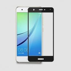 Защитное стекло для Huawei Nova (3D Fiber 3949) (черный)